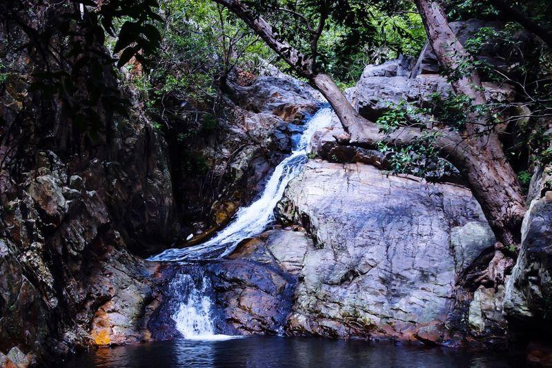 Nagalapuram Trekking Waterfalls