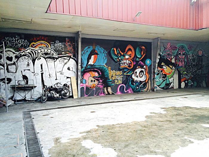 Graffiti Street Art ArtUrban