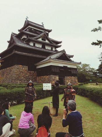Samurai Ninja Castle