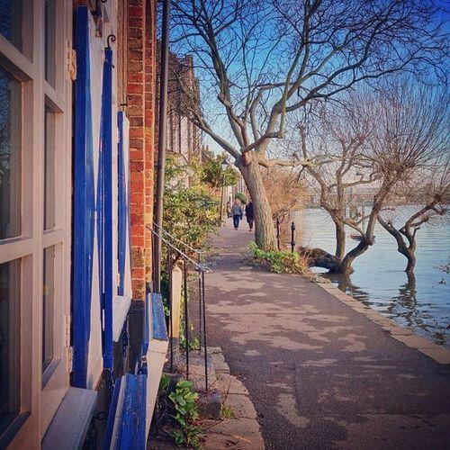 Walking around my new neighborhood ??? #chiswick #kew #richmond #london Aauk Capture_today Richmond Mashpics Top_masters London From_city Pro_shooters Vscocam Uk_potd Fmcz VSCO Gramminginlondon Kew Londonthroughmycam Chiswick Timeoutlondon Allshots_ Qx100 London_only Alan_in_london Igers_london Ig_london