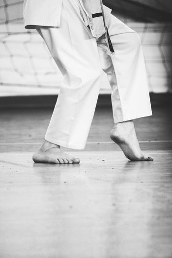New Year's Resolutin: Train Harder! Balance Black And White Concentration Concentrationcamp Equilibrium EyeEm Best Shots Instructor Karate Martial Arts Martial Arts Children Mentor New Years Resolutions 2016 Photooftheday Showcase: December Sitting The Week Of Eyeem Train Hard Training Work Hard Play Hard Working Hard Telling Stories Differently Alternative Fitness