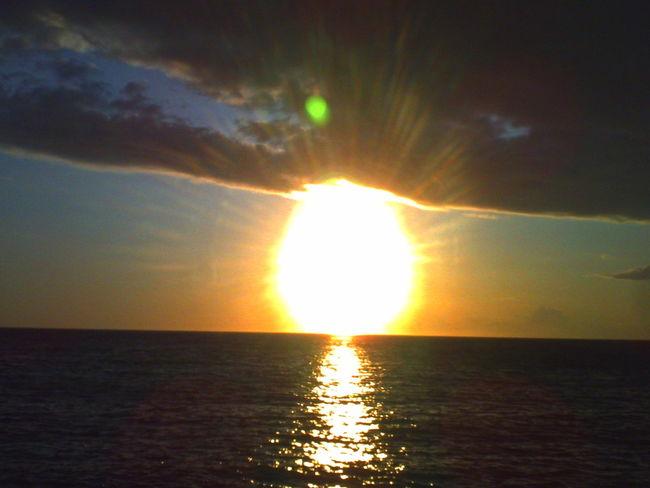 DigitalHarinezumi Hokkaido Japan Sea Sunset