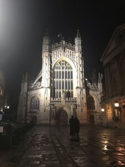 Bath Abbey at