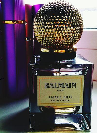 Cheapie,but goodie 😍😍😍 Paris ❤ France Profumo Perfumes Perfume SOTD (Scent Of The Day) Fragrances Parfum Balmain Vlogger