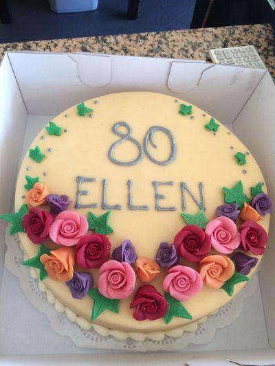 Schwarzwälderkirschtorte 80th Birthday Cake for my Mother