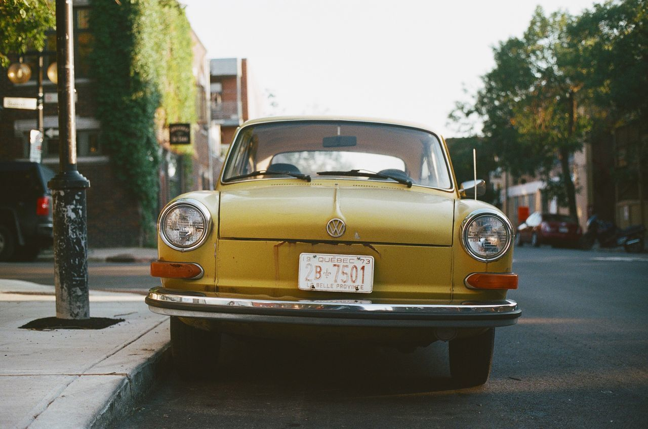 car, transportation, old-fashioned, retro styled, taxi
