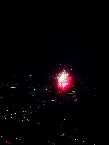Fireworks at Skrapan Fireworks