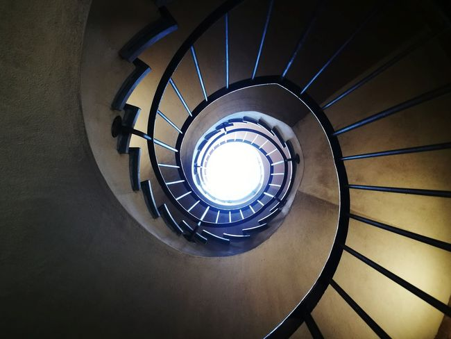 Staircase Steps And Staircases Spiral Steps Railing Spiral Stairs Architecture Built Structure Design Stairs No People Spiral Staircase Hand Rail Indoors  Day Maze Stairway To Heaven Sky Hole In The Sky