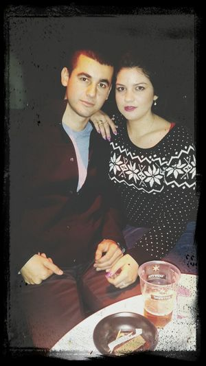 עם אחות שלי (: