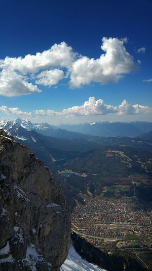 Cloud - Sky Sky Tourism Mountain Landscape Outdoors Aerial View Scenics Mountain Range Blue Beauty In Nature Clear Sky Freshness Been There.
