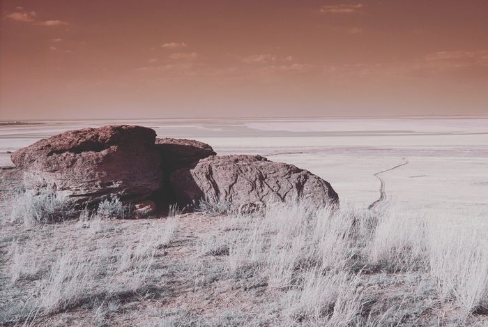 infrared landscape Infraredcamera Infrared Infraredphotography Infrared_images Sony Art Picture_to_keep Picturetokeep_nature Canon Instagram Ethno-online EyeEm Selects Beach Sea Water Sunset Sand Horizon Over Water Nature No People Landscape Summer Tranquility Scenics Sky Day Astronomy Beauty In Nature Outdoors
