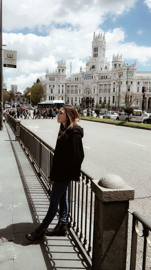 Hello World That's Me Taking Photos Capture The Moment Madrid Casual Enjoying Life Happy