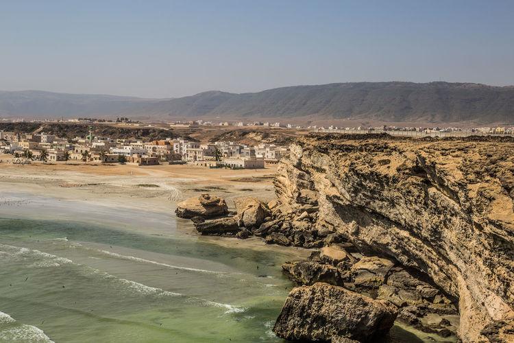 Coast Coastline