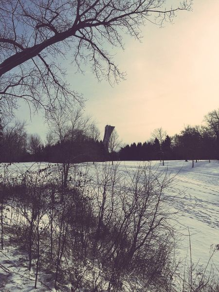 The Olympic Tower Tower architecture winter outdoor First Eyeem Photo