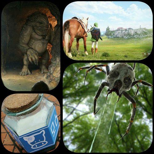 If Zelda Was Real, Life Would Be Fun IfZeldaWasReal TheLegandofZelda Milkbottle Epona Zeldafan