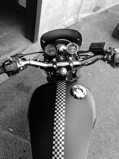 Moto Mash Scrambler
