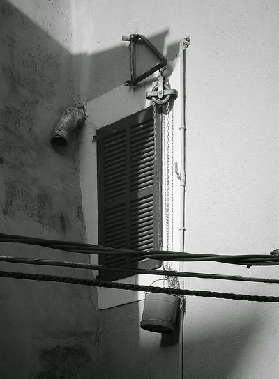 Window Details Of Decay Facade Detail Outdoor Photography Shadows & Lights Blackandwhite Photography Spain Is Different