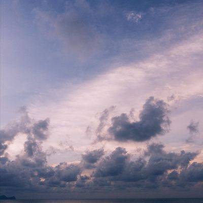 Cloud - Sky Nature Sunset Landscape Beauty Day Beauty In Nature Beauty In Nature Beach Nature Sea Water Sky Purple Sky Sunset_collection EyeEmNewHere