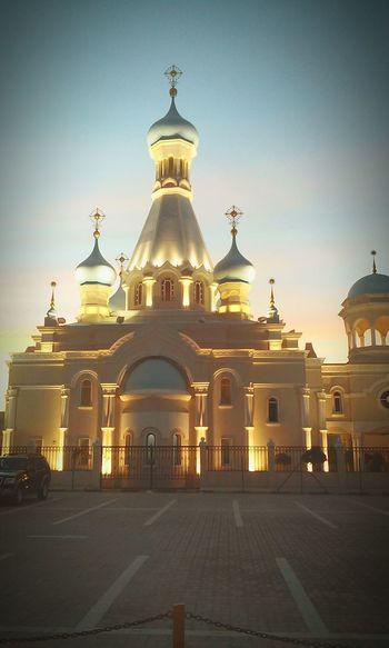 Russian Church Sharjah Uae Neighborhood Map The Architect - 2017 EyeEm Awards