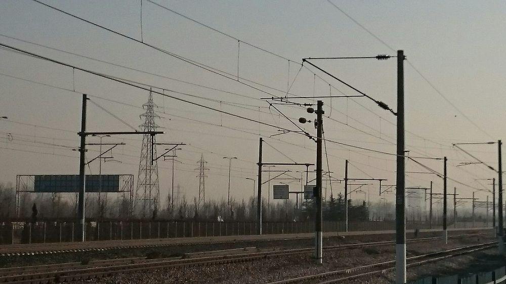 Tren Trenyolu Yht Gazimahallesi Waiting