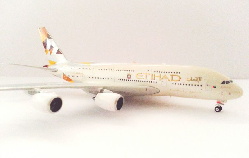 Airbus A380 Etihadairways Aircrafts