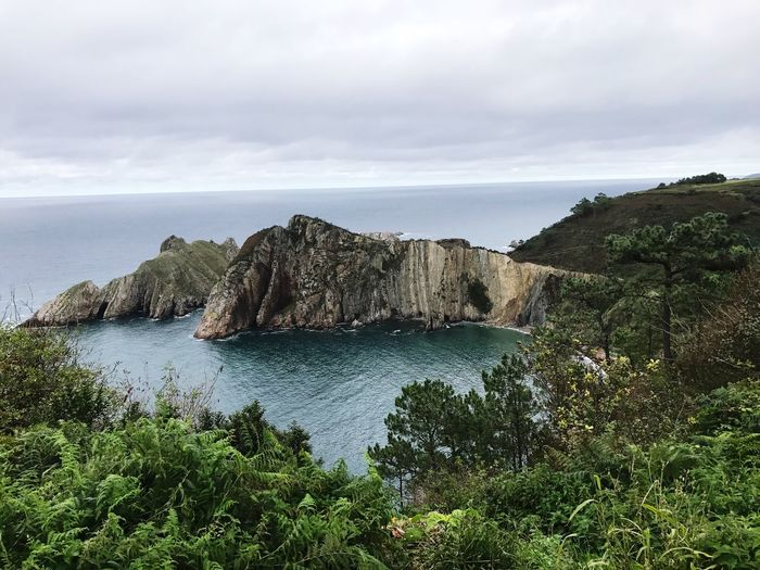 Playa del silencio First Eyeem Photo