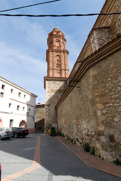 Utrillas Terual Moseo minerio y alrededores. Octubre 2018 2018 October Teruel Utrillas Architecture Belief Building Building Exterior Built Structure City Clock Day Eddl Nature No People Place Of Worship Religion Shadow Sky Spirituality Street Sunlight The Past Tower Transportation
