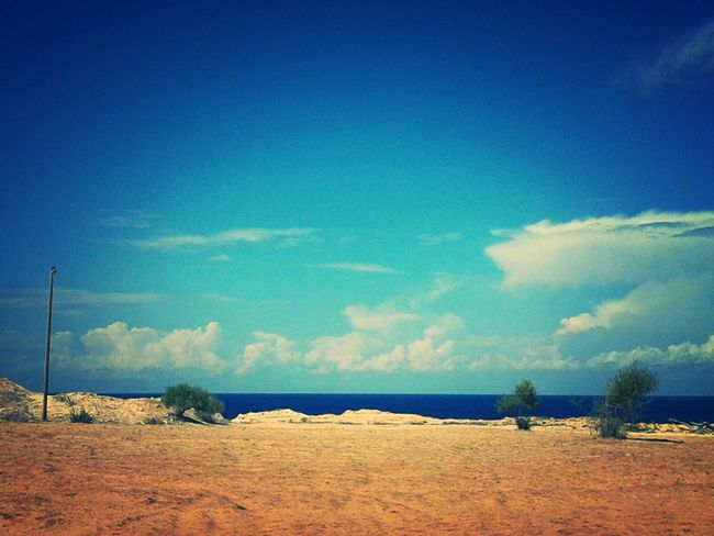 Home sweet home :p Clouds And Sky Sea_collection Home in Azzawya #Libya