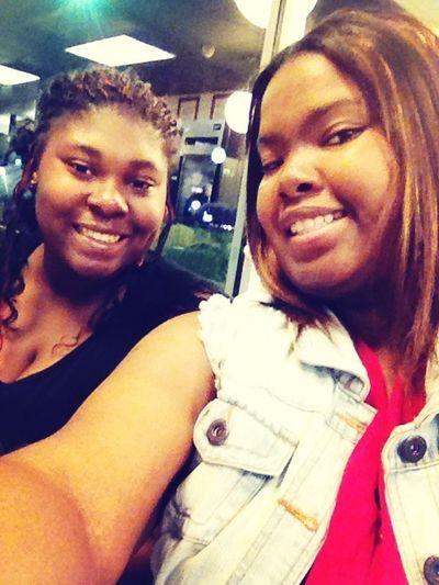 My sis & me