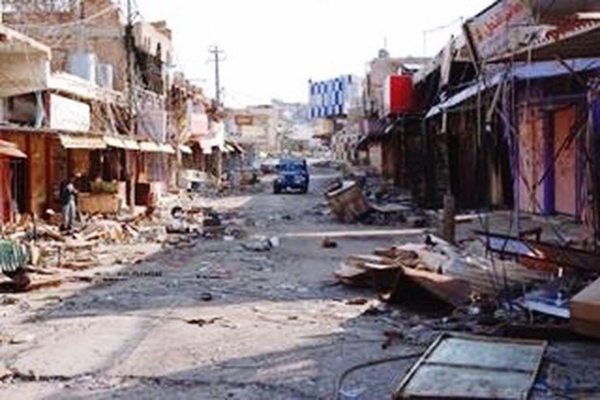 Jalawla after isis war in iraq