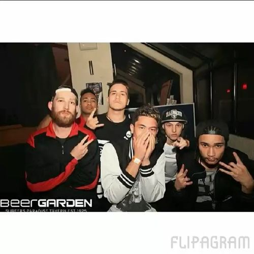 The night we opened for Bow Wow at Beer Garden in Surfers Paradise ! 👌BMM. BadMood Motivated Nikkarachi Rap TurnUp Tobitheprince Ursamajor Omega Brandonjames Superpower