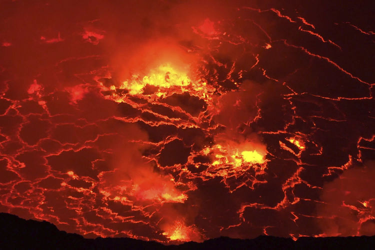 Mouth of the volcano with magma. Molten magma in the muzzle. activity, muzzle, magma, eruption, melted, stone, ash, vesuvius, kamchatka, eloston, catastrophe, apocalypse, fire, nature, volcano, active, background, landscape, lava, mountain, natural, outdoor, park, red, rock, scenic, smoke, view, volcanic, attraction, tourism, snowy, sicilian, tourist, panorama, orange, incandescent, central, starscape, dangerous, explosion, danger, mount, snow, scenery, hell, mouth, destination, stream, unesco Activity, Muzzle, Magma, Eruption, Melted, Stone, Ash, Vesuvius, Kamchatka, Eloston, Catastrophe, Apocalypse, Fire, Nature, Volcano, Active, Background, Landscape, Lava, Mountain, Natural, Outdoor, Park, Red, Rock, Scenic, Smoke, View, Volcanic, Attractio Ash Burning Close-up Danger Erupting Eruption Flame Heat - Temperature Lava Motion Nature Night No People Orange Color Outdoors Power In Nature Sky Volcano