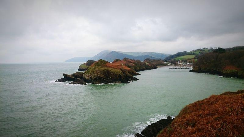 Watermouth Bay, Devon, UK Sea Nature Scenics Beauty In Nature Devon Seascape Travel Destinations Landscape