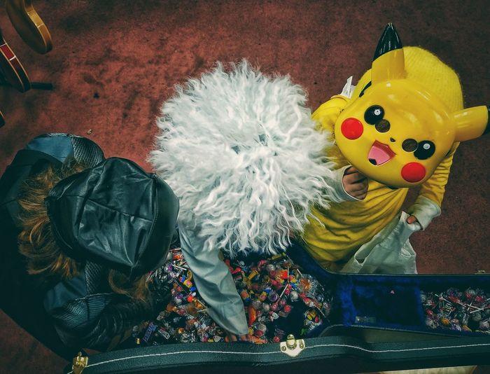 Halloween Pokémon Pokemania Trick Or Treat Trickortreat Candy Costumes Halloween Children Kids