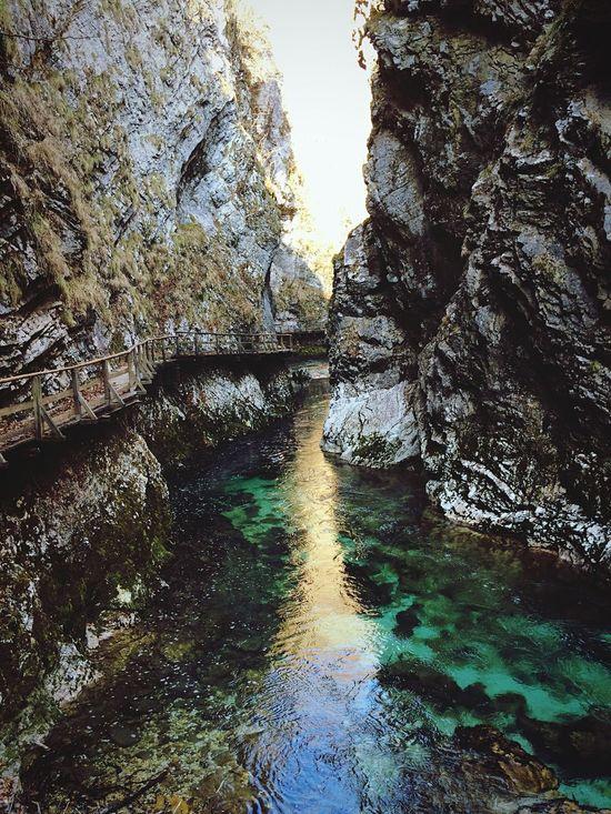 Blejski vintgar Vintgargorge Blejski Vintgar Water River Green Rocks And Water Limestone