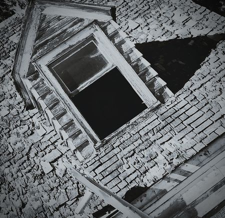 The Old Haunted Window🌓☀ Check This Out B&W Collection B&w Photography Notes From The Underground The House On The Hill Taking Photos My Hobby :) Love Photography