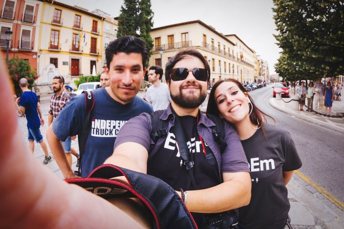 Hemos sido pocos, pero ha sido genial | we've been few, but it's been great EEA3 - Granada EyeEm Global Meetup Taking Photos The Global EyeEm Adventure 3