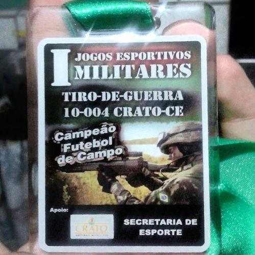 6° GC Campeão de Futebol de campo