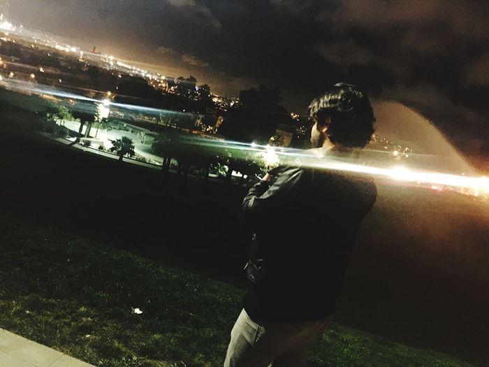 Shooting San