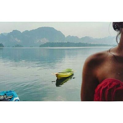 หนาวสุดๆ Relaxing Enjoying Life Suratthani Kaosok Swimming With The Fish Swimming Lets Go Swimming