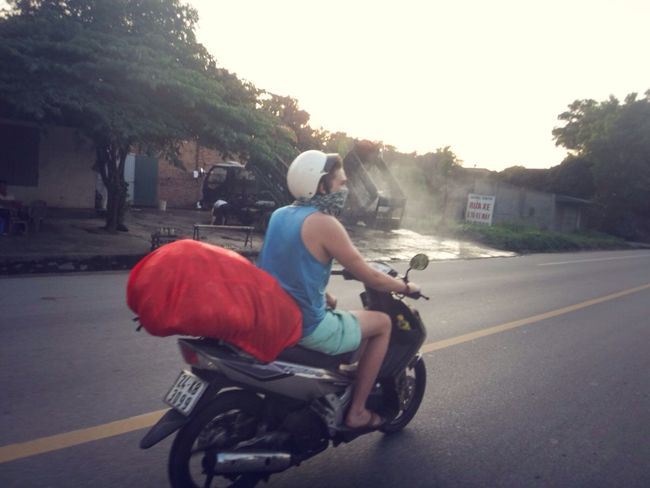 Motorbike Vietnam Backpacking Check This Out 2000km 1 month Vietnam