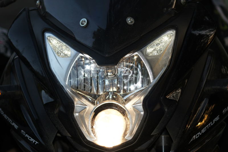 Monster LightBajajpulsarADVENTURE.SPORTS