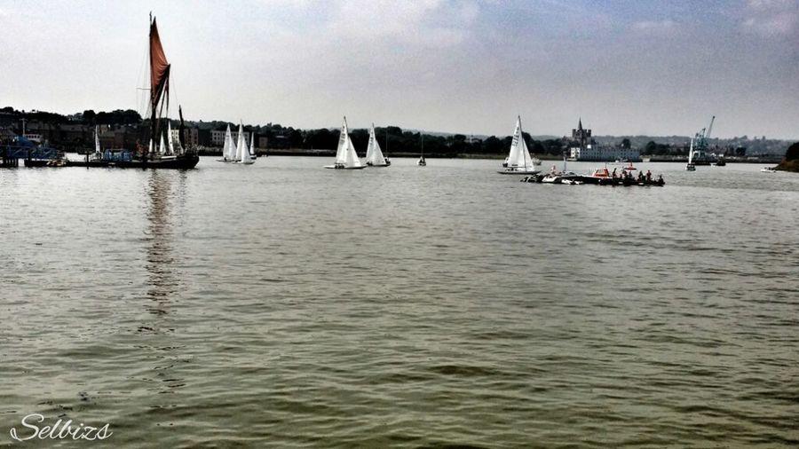 Taking Photos Riverside Waterfront Festival