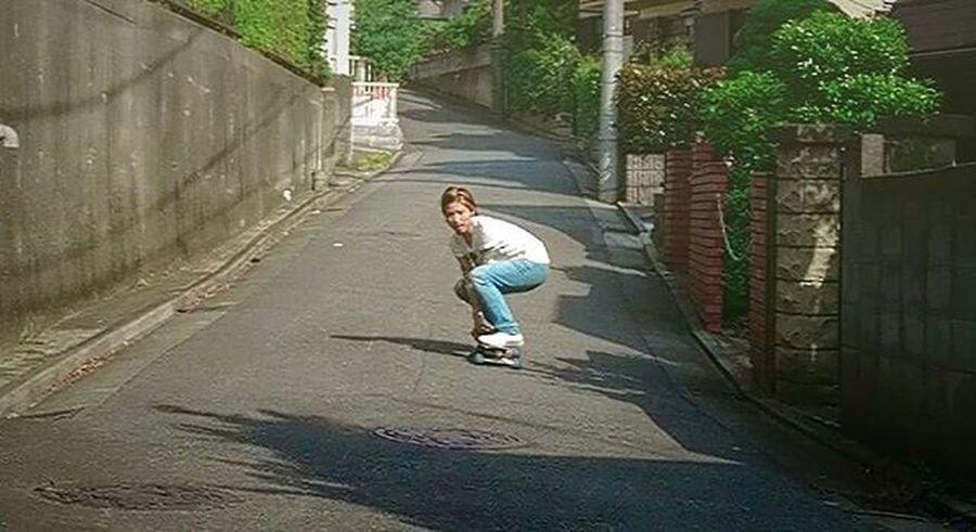 今日はよっちとすけぼー Japan Good Vibes Nice Pic Picture Fhoto Fhotography Surfing Surf Surfer Surfboard Surflife Skater Skateboarding Skatelife L4l Tokyo 晴天だね☀ @e.s__s.d.c のパクり