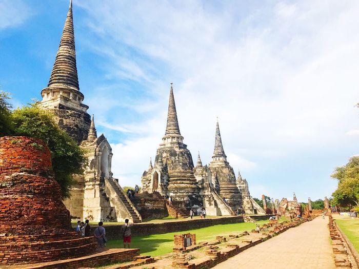 Ayutthaya -