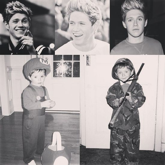 HappyBirthdayNiall But you're perfect to me ? :')