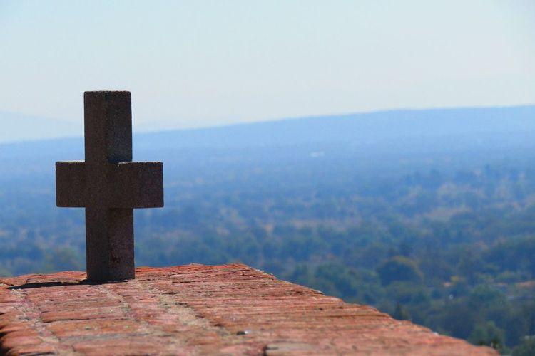 Tlacotepec Puebla EyeEm Selects Cross Spirituality Memorial Religion Sky