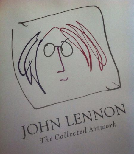 JOHN LENNON - The Collected Artwork Bigbadwolfbooks The Beatles John Lennon