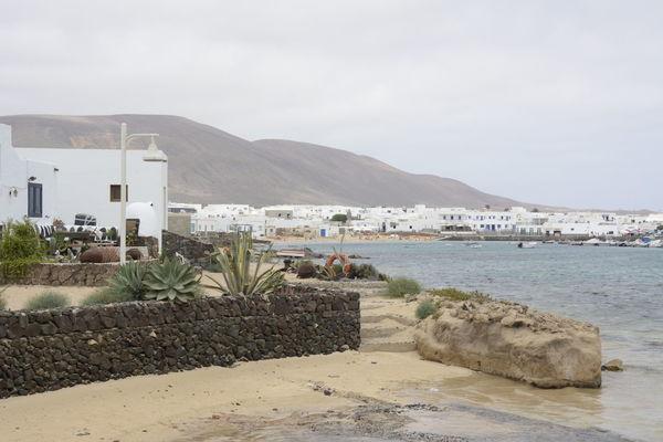 Sea Nature Water La Graciosa Lanzarote Desierto Canarias Playa Arena Nature Agua Mar Beach