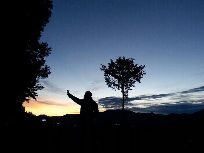 Sunrise Mountain Shenmu Chiayi, Taiwan